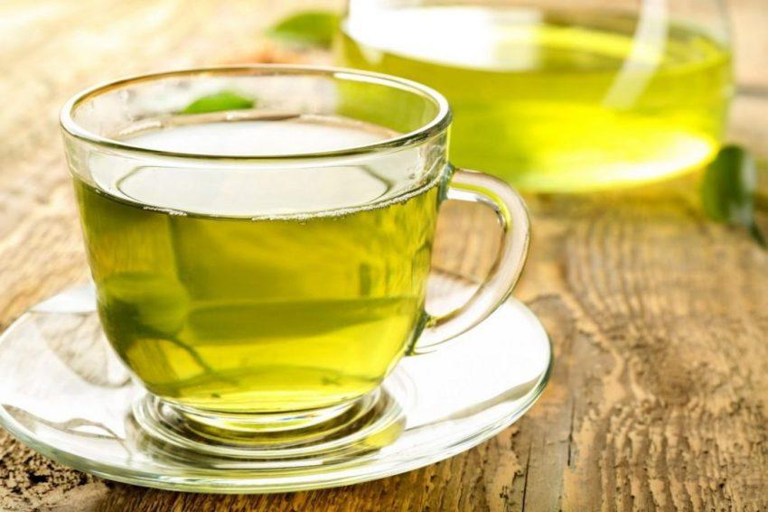 clear skin food green tea