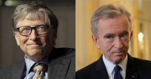 Bernard Arnault Surpasses Bill Gates As World's Second-Richest Person