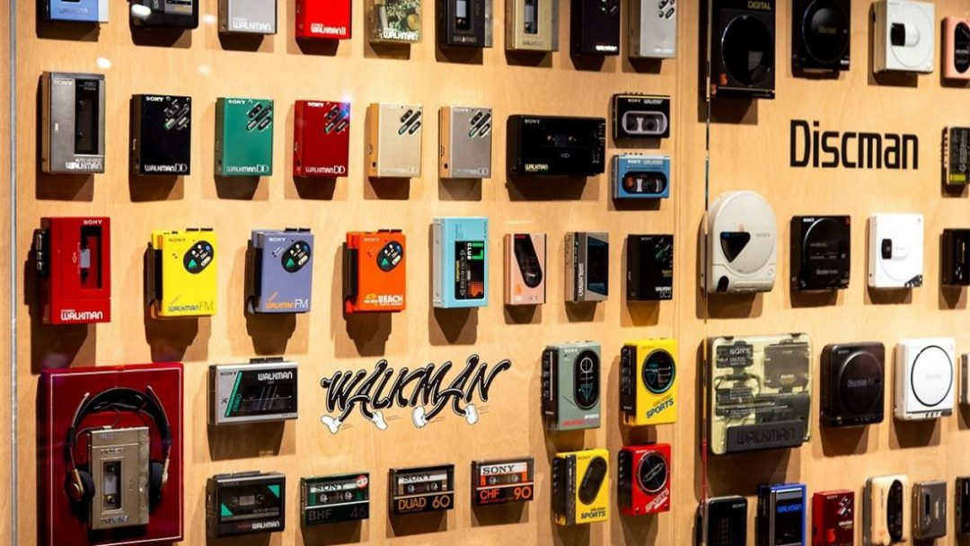 Sony Celebrates: The Walkman Has Been Around For 40 Years