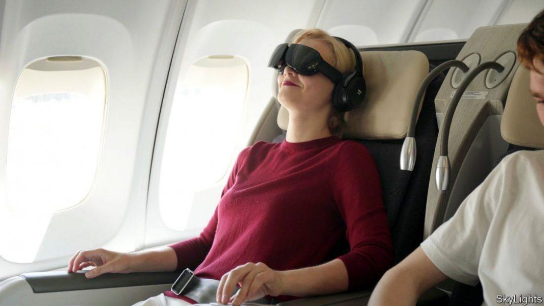 British Airways Inflight Entertainment VR Flight