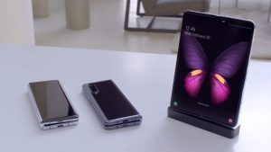 Samsung May Be Developing Yet Another Foldable Phone