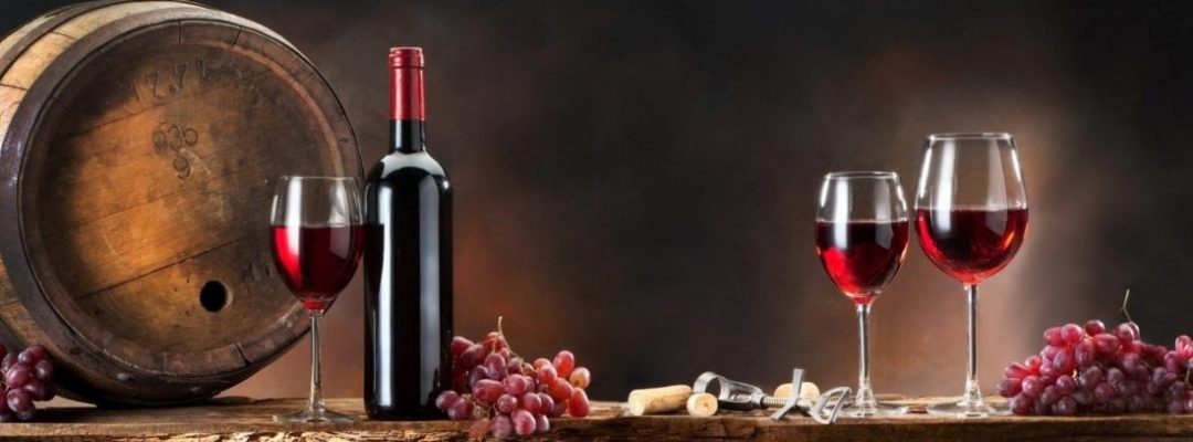 red wine is good for digestive health in moderation