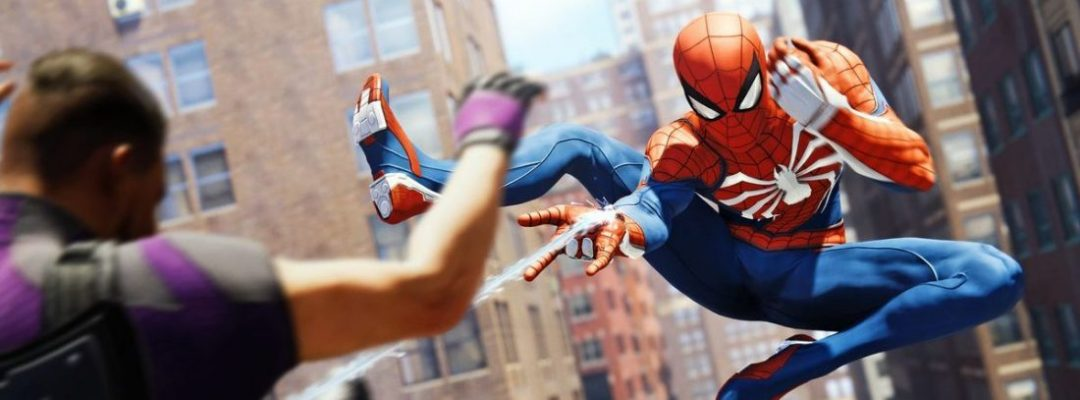 Spider-Man video game. Photo: The Verge