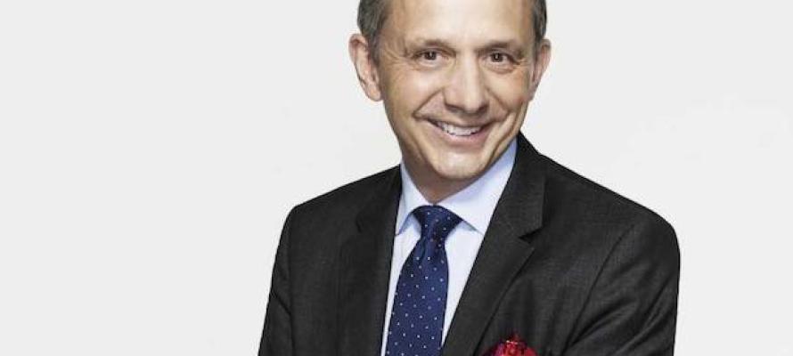 New HP CEO Enrique Lores