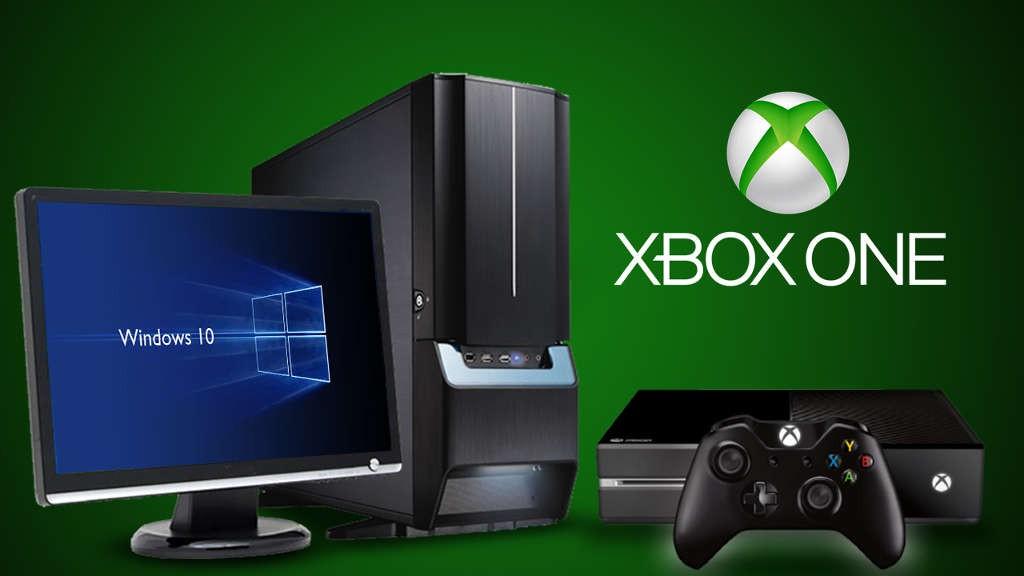 Xbox One Windows PC