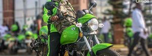 Bike-Hailing Startups Reach Agreement with Road Transport Unions