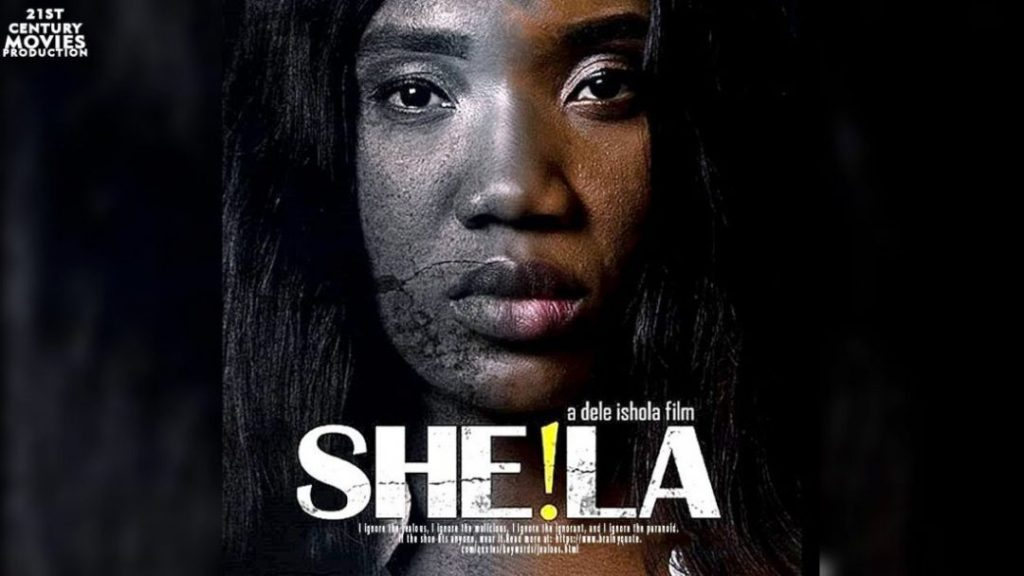 Sheila film poster review