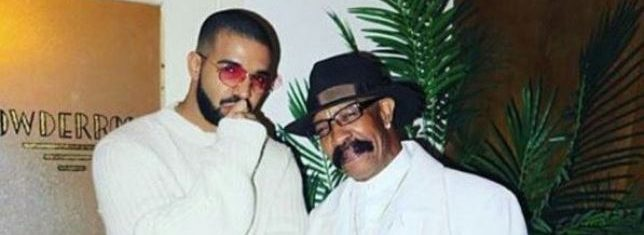 Drake's dad father