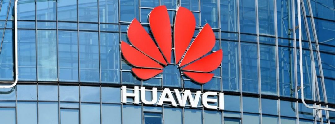 huawei revenue up