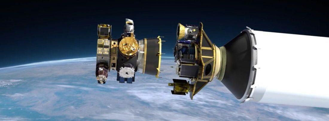 SpaceX mini-satellites