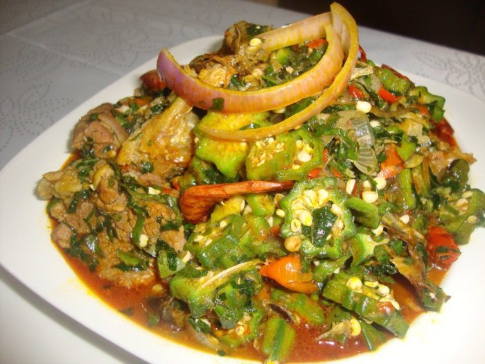 Five Nigerian Meal You can make With One Thousand Naira