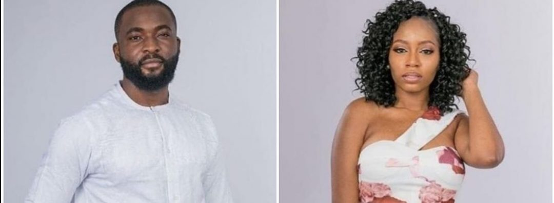 Ex BBNaija Housemates Khafi and Gedoni Are Now Engaged