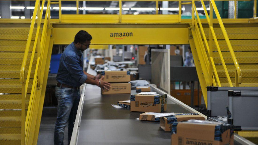 Amazon Pledges One Million Jobs In India, Promises Businesses $1 Billion