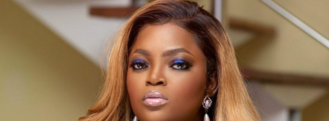 Nollywood Actress Funke Akindele Bello Shuns Father's Burial