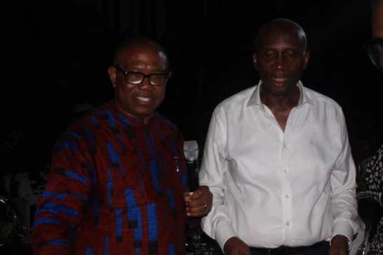 Plat4om at Ernest Ndukwe honorary event 9