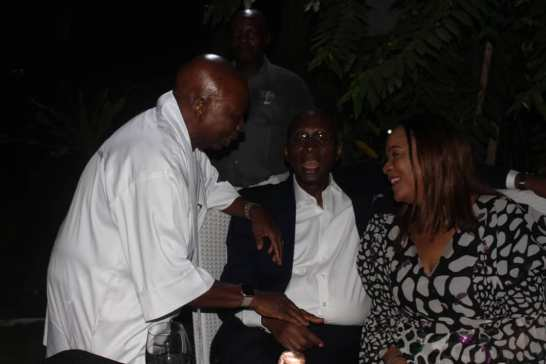 Plat4om at Ernest Ndukwe honorary event 18