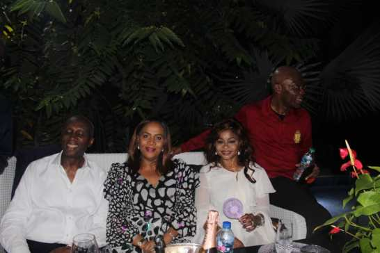 Plat4om at Ernest Ndukwe honorary event 21