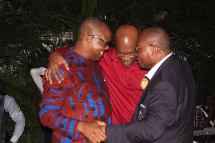 Plat4om at Ernest Ndukwe honorary event 28