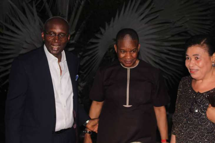Plat4om at Ernest Ndukwe honorary event 44