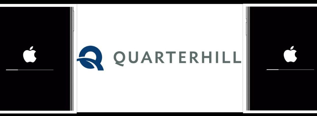 Apple Pay Quarterhill $85 million