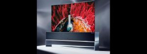 CES 2020: LG Unveils Rollable OLED TV That Will Cost About $60,000