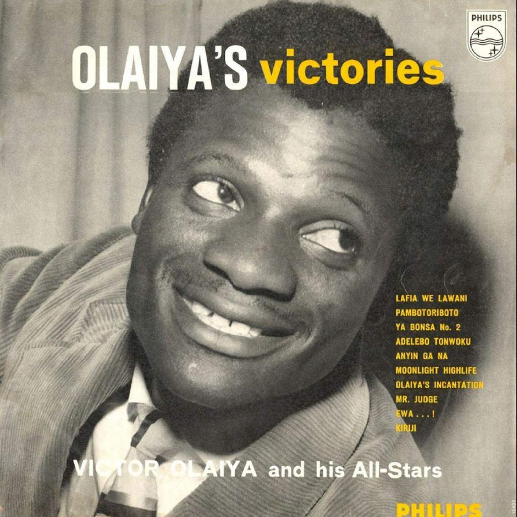 Highlife Music Legend Victor Olaiya Passes On At Age 89