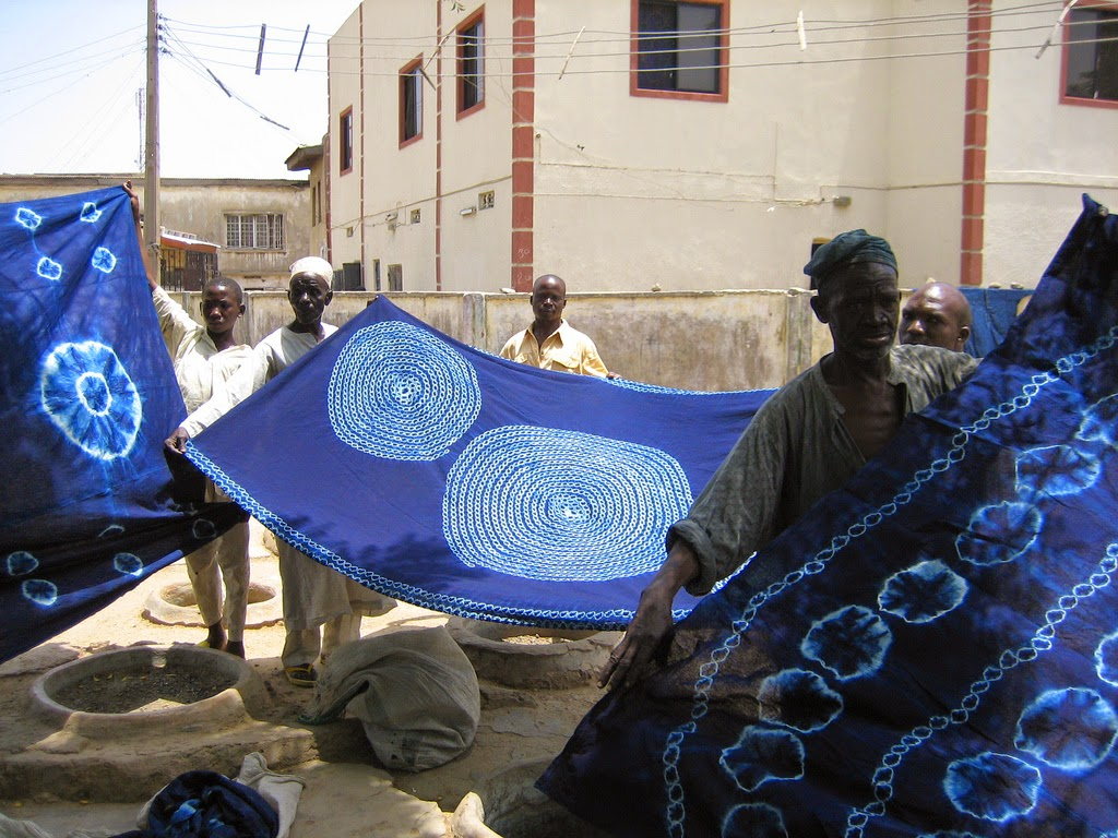 The Beauty Of Adire And What He Means To The Egba People Of Ogun State