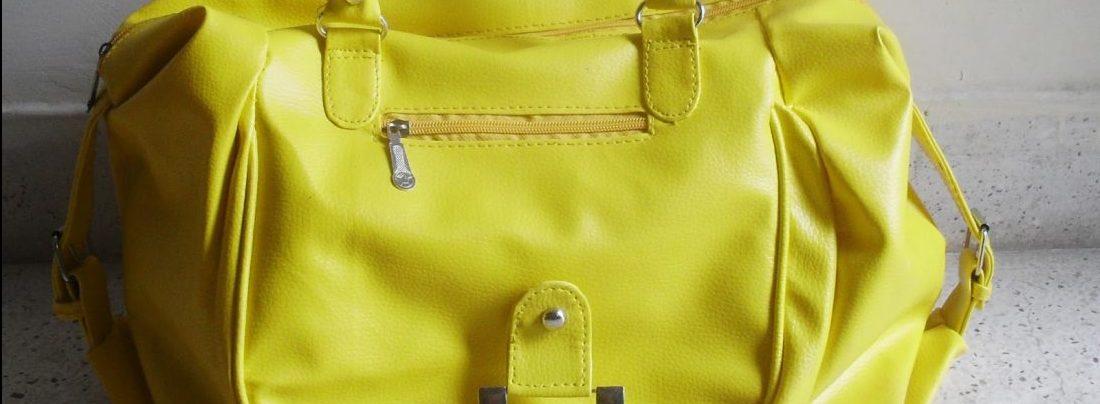 Flashback Friday: Do You Remember When Ladies Rocked Big Handbags?