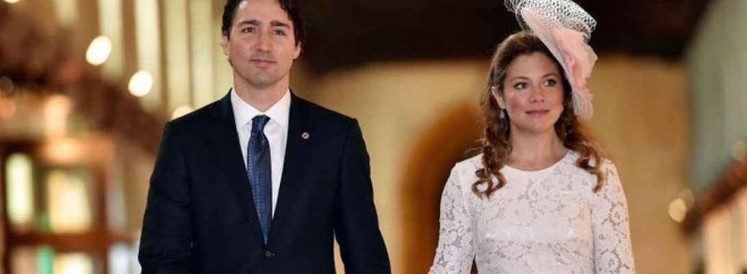 Sophie Gregoire Trudeau,Wife Of Canadian PM Recovers From Coronavirus