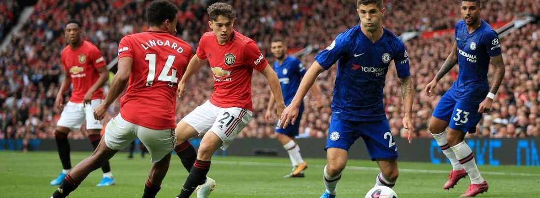FA Cup: How To Watch Manchester United - Chelsea On Your Smartphone