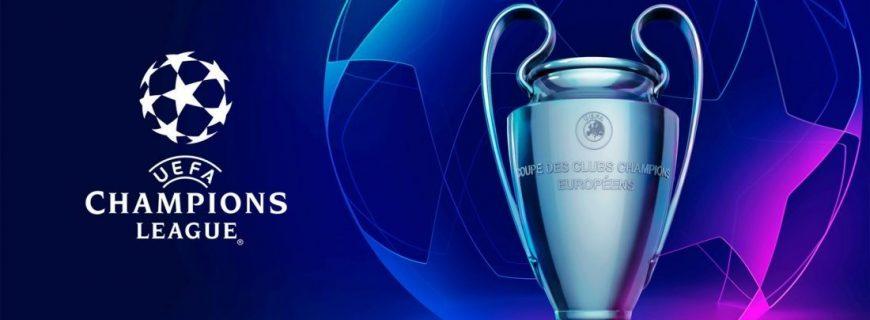 Champions League smartphone