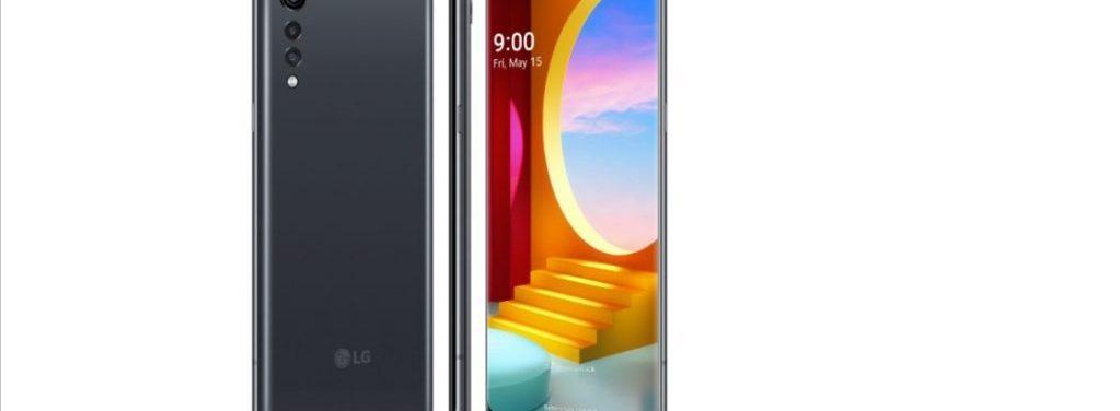 LG Velvet specifications