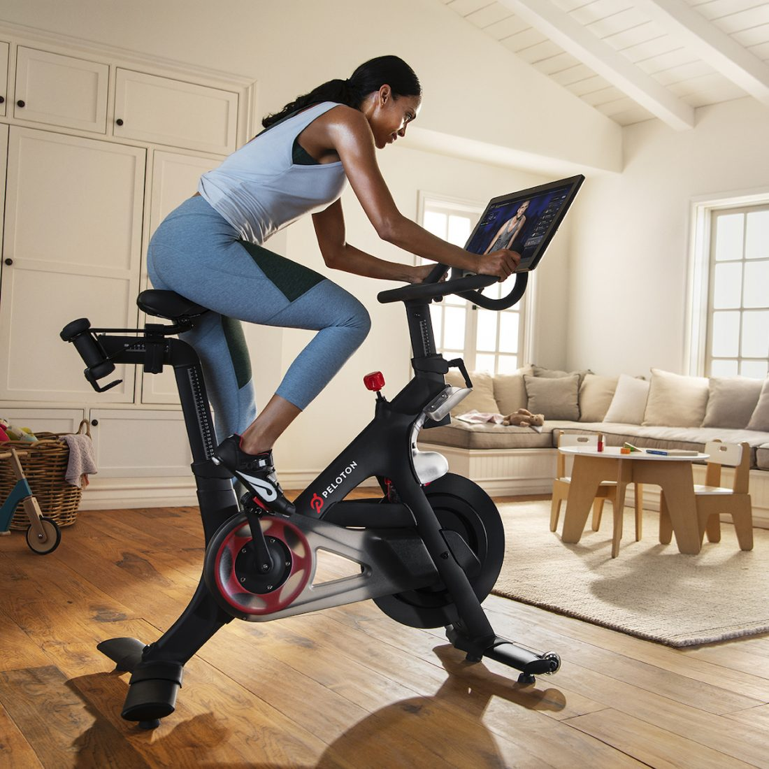 Peloton cancels live fitness classes after employee tests positive for COVID-19