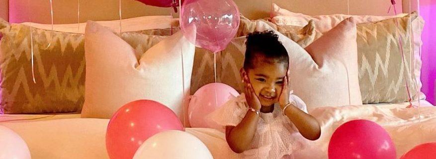 Khloe Kardashian & Tristan Thompson Celebrate True's Birthday In Style Amidst Pandemic