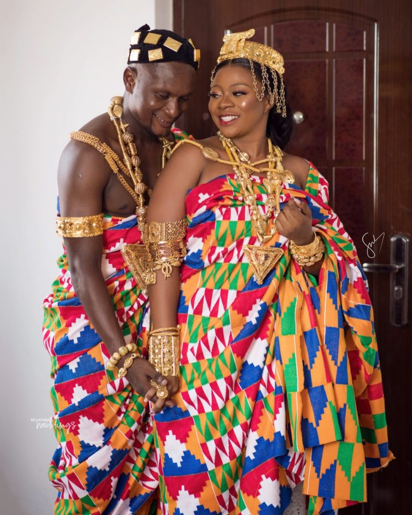 All You Should Know About The Ghanaian Traditional Wedding