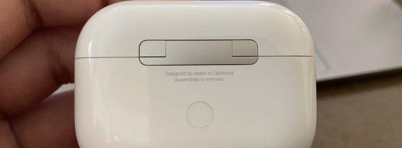 Apple AirPods Pro Vietnam production