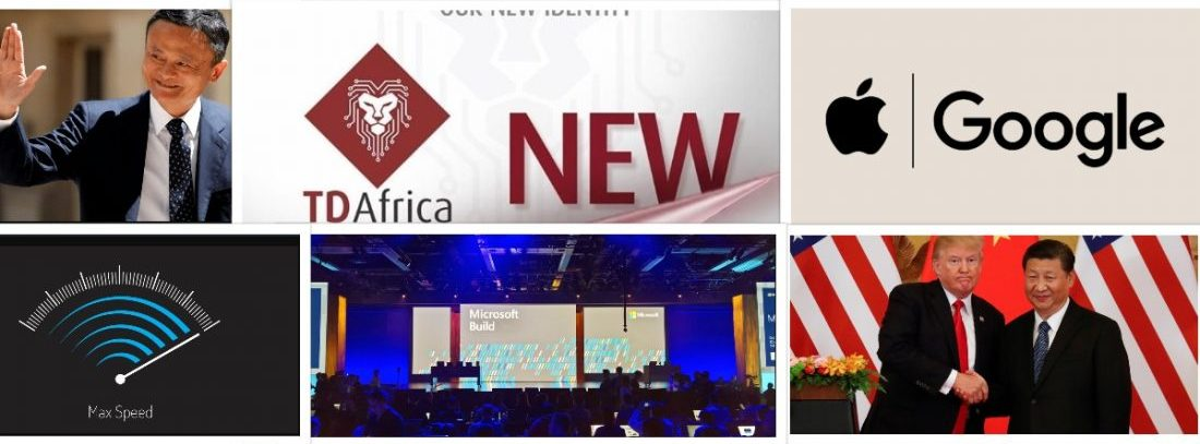 Top Trends Of The Week: TD Africa Debuts New Logo, Jack Ma Leaves SoftBank And More.
