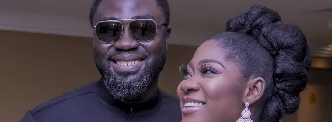 Watch Video Of Mercy Johnson Celebrating Her Husband's Birthday