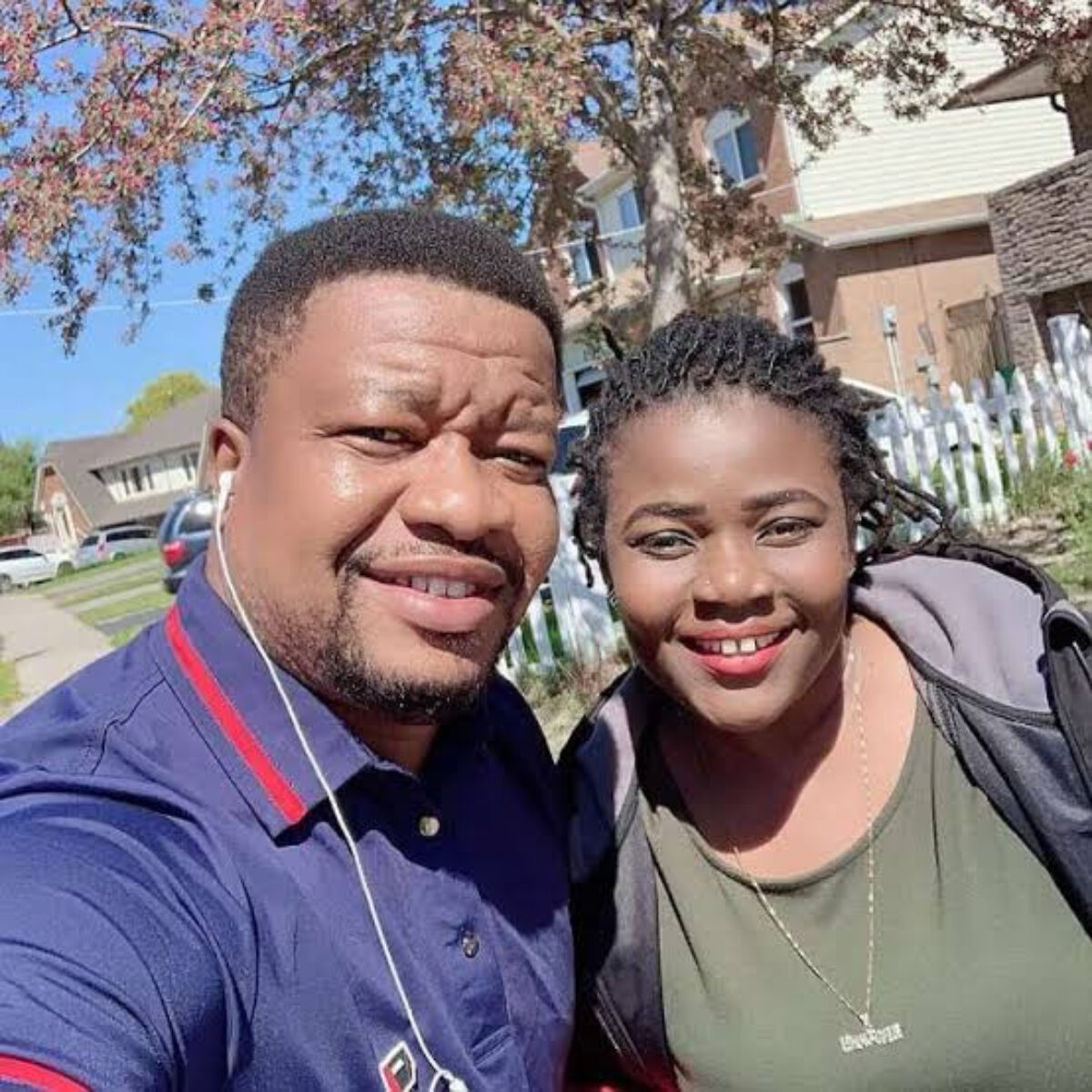 Browny Igboegwu Welcomes First Child With Wife After 10 Years of Marriage