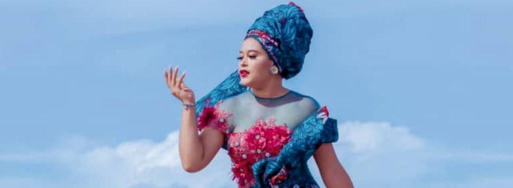 Adunni Ade Celebrates Birthday In Gorgeous Ankara Outfit