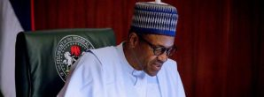 Nigerians On Twitter React To President Buhari's Democracy Day Speech With A Bold Hashtag