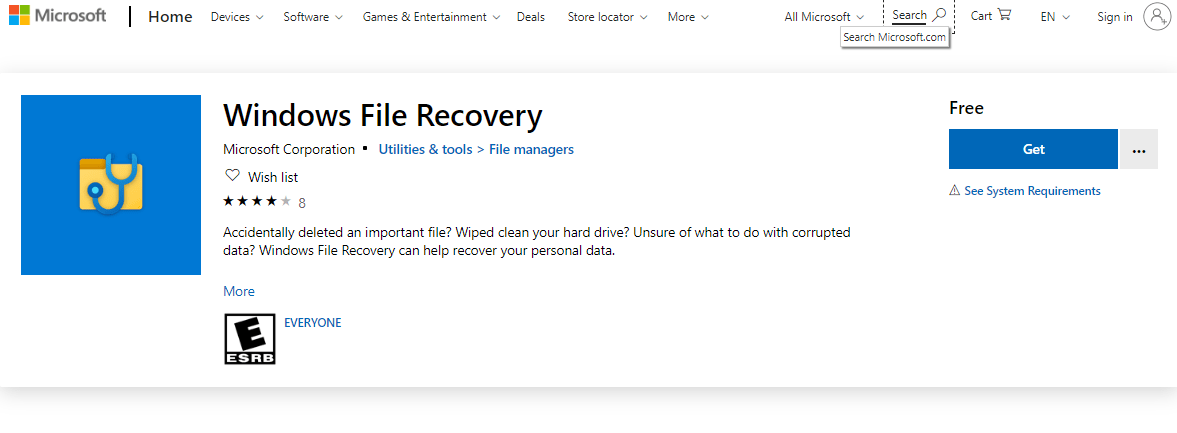 Ever Mistakenly Deleted A File? This New Windows File Recovery Tool Will Restore It