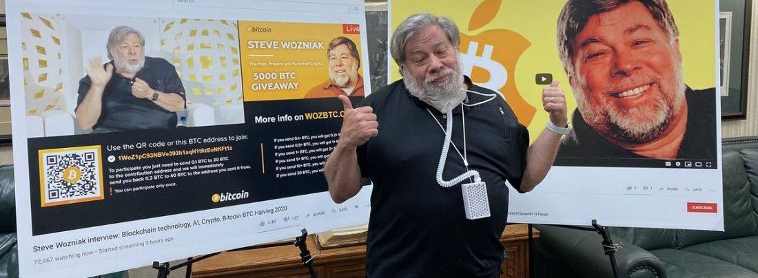 Steve Wozniak suing YouTube