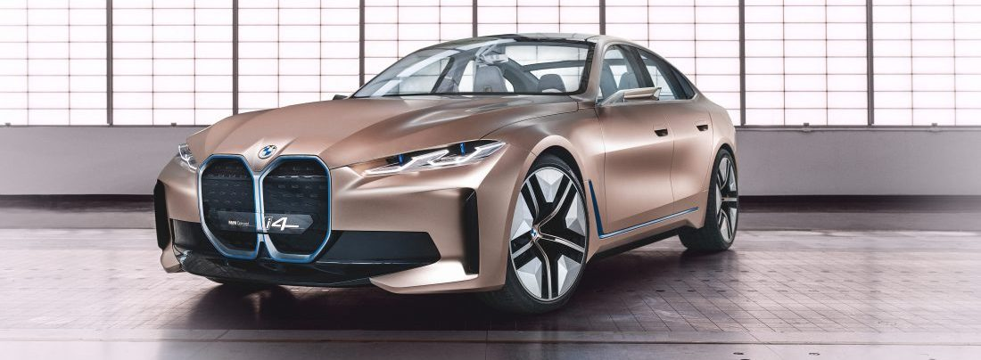 BMW All-electric
