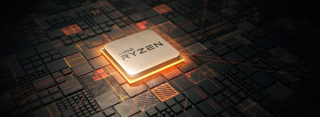 AMD 7nm Processor