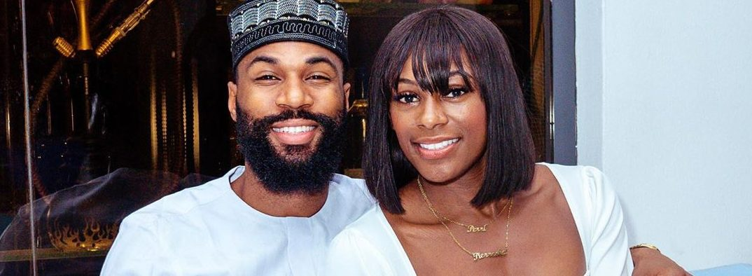 BBNaija's Mike And Wife Perri Are Proud Parents Of A Baby Boy