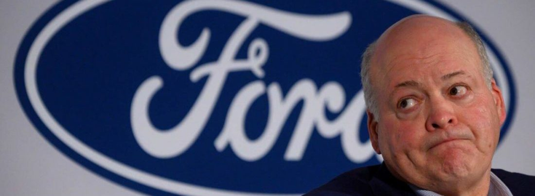 Ford CEO Jim Hackett Is Stepping Down, COO Jim Farley To Replace Him