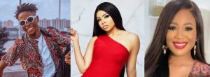 Check Out The Three Most Searched BBNaija Housemates On Goggle