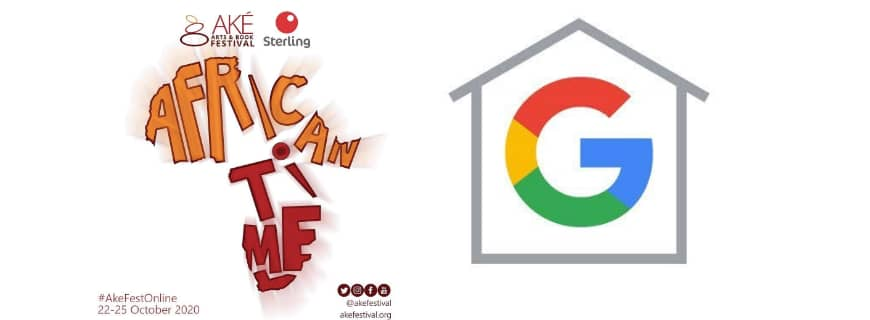 AkeFest20 Announces Partnership With Google Africa Ahead Of Online Festival
