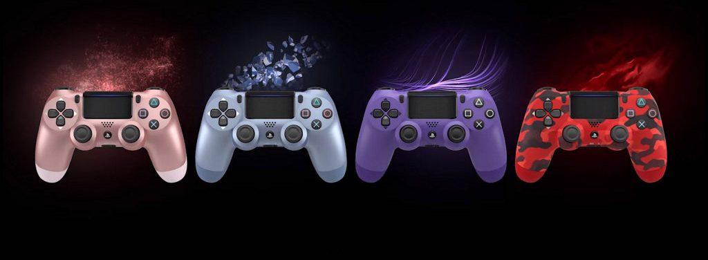 PS4 DualShock 4 PS5